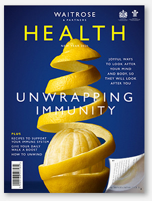View Health magazine online, New Year 2021