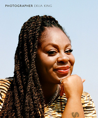 Image of Candice Carty-Williams