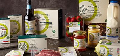 image of the Duchy Organic range