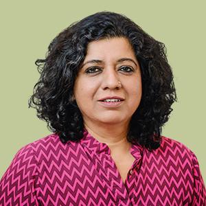Asma Khan  - Founder of Darjeeling Express restaurant