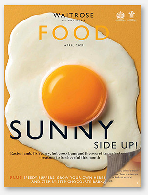 View Food magazine online, April issue