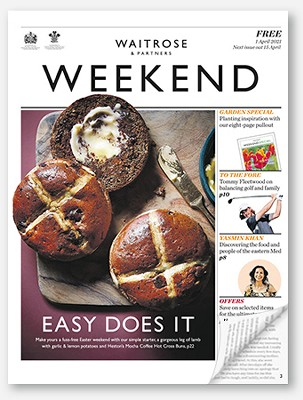 View Weekend magazine online, Issue 547, 31 March 2021