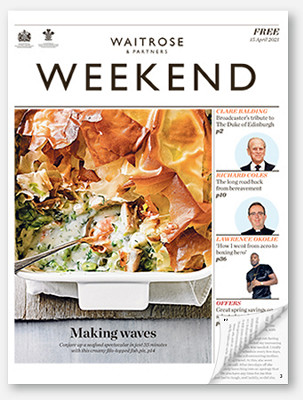 View Weekend magazine online, Issue 548, 15 April 2021