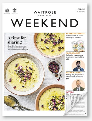 View Weekend magazine online, Issue 551, 6 May 2021