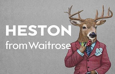 Shop Heston from Waitrose
