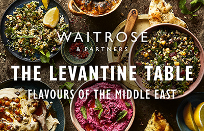 Shop Waitrose & Partners - The Levantine Table - Flavours of the middle east