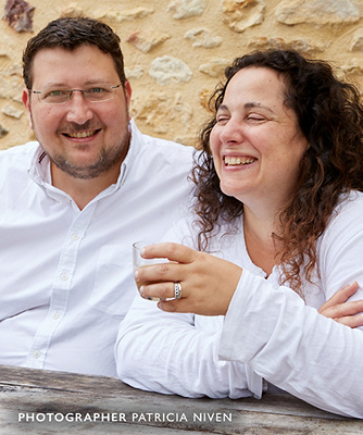 Image of  Sarit Packer and Itamar Srulovich
