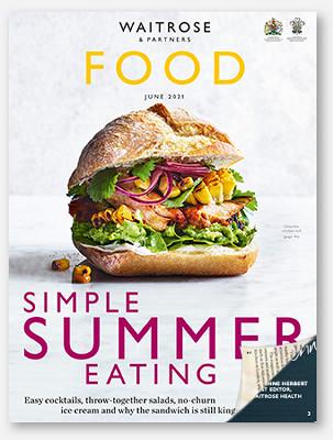 View Food magazine online, June 2021 Issue