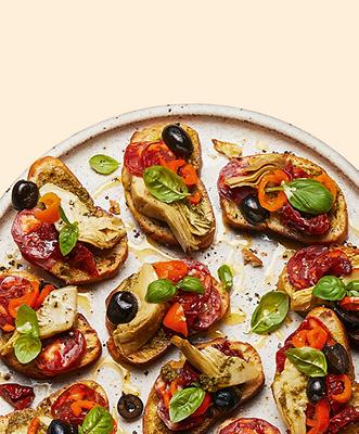 Tastes of Italy