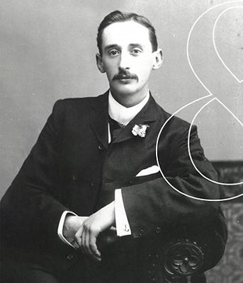 Portrait of Wallace Waite