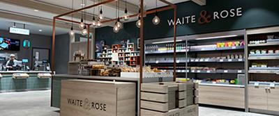 Waite & Rose cafe