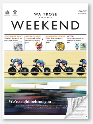 View Weekend magazine online, Issue 562, 22 July 2021