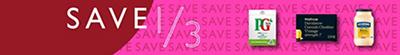 Save 1/3