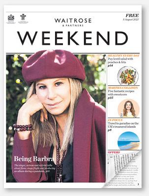 View Weekend magazine online, Issue 564, 5 August 2021