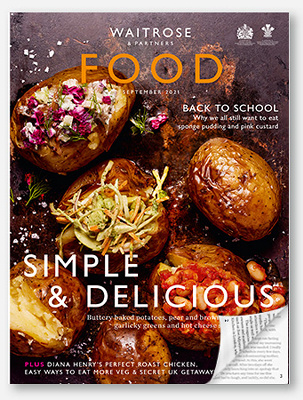 View Food magazine online, September 2021 Issue