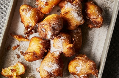 Image of Apple Fritters