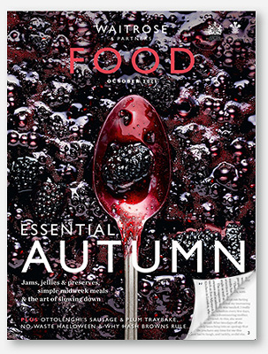 View Food magazine online, October 2021 Issue