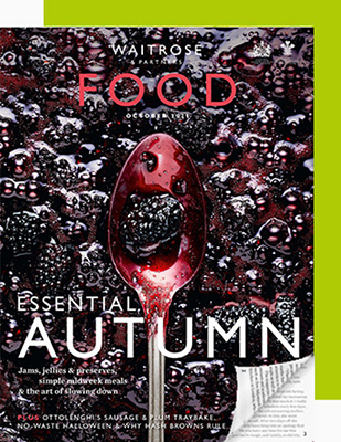 Waitrose & Partners Food Magazine