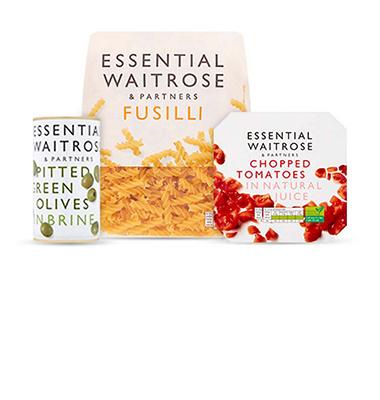 Essential W&P - food cupboard