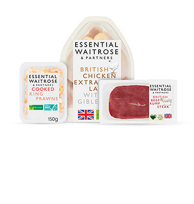 Essential W&P - meat, poultry & fish