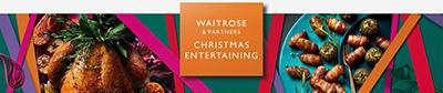 Christmas Entertaining Page Header image