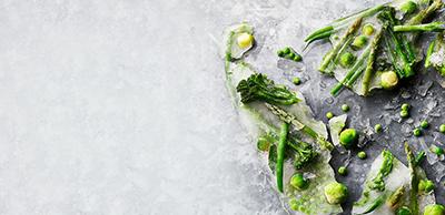 Image of frozen vegetables