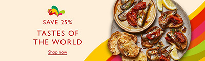 Offers - Tastes of the world