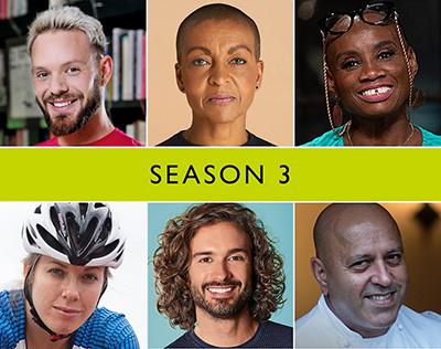 Season 3 -  Life On a Plate