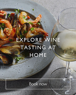 explore wine tasting at home, book now
