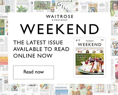 Waitrose & partners Weekend now available to read online. Read now