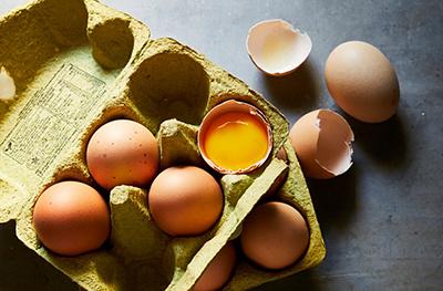 image of Duchy Organic eggs