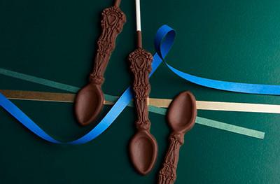 Image of Christmas Hot Chocolate Spoons