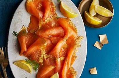 Image of Christmas Heston Smoked Salmon