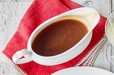 Image of gravy