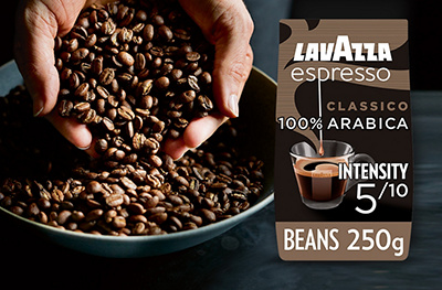 Image of Lavazza Coffee beans