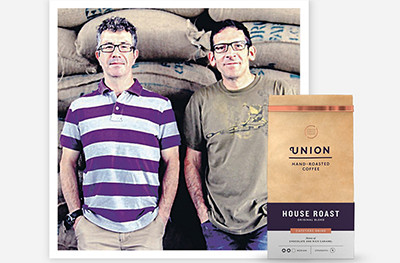 Image of Union Coffee & the producers