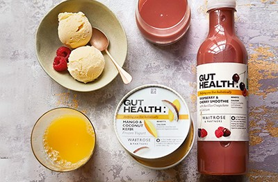Image of gut health products