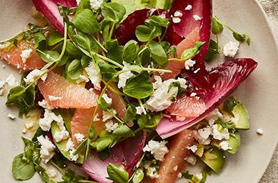 Image of grapefruit salad