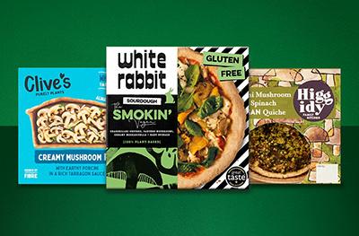 Image of vegan dinners