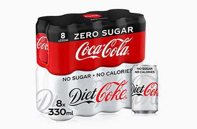 Cocoa-Cola Multipacks