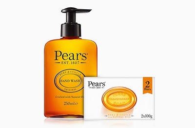 Pears products BOGOHP