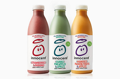 Innocent smoothies