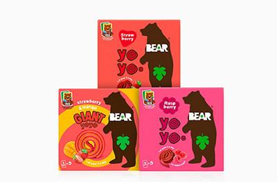 Bear Yo yos