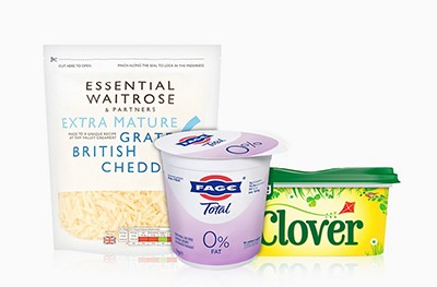 Save up to 1/3 Fridge fillers