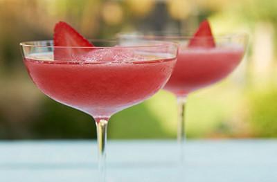 Frosé rosé