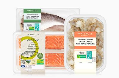 Save 1/3 seafood
