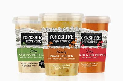 25% Off Yorkshire Provender Soups