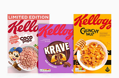 Save up to 1/3 cereal