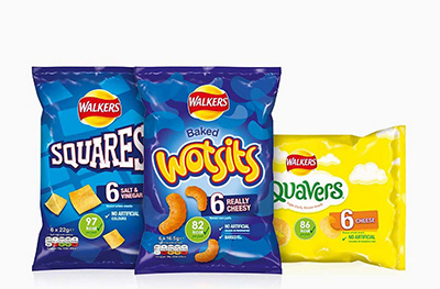 3 for £4 Walkers