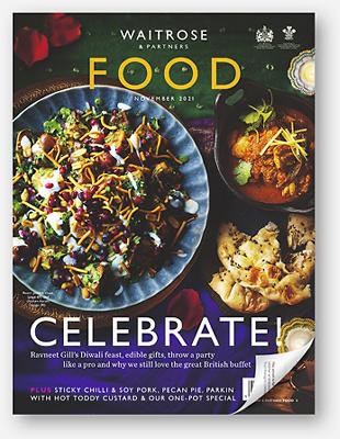Waitrose Food Magazine November